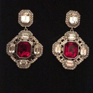 Swarovski Jewelry - Swarovski earrings
